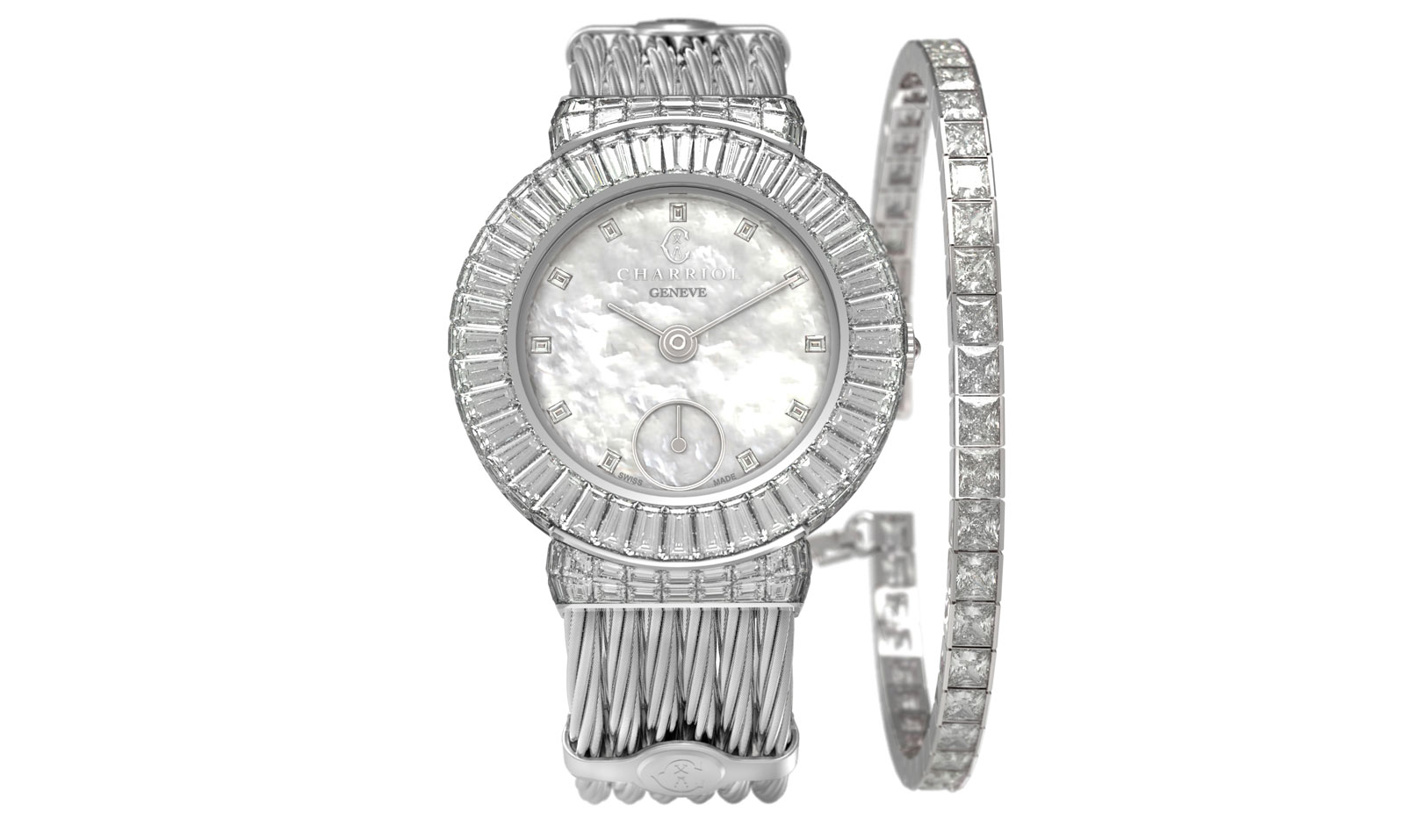 Charriol St Tropez Watch Cable